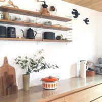 キッチンの背面収納アイデア特集!空いたスペースをおしゃれで使いやすくするには?