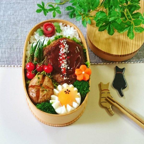 お弁当の詰め方25