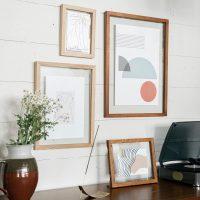 おしゃれなインテリア絵画の選び方!お部屋に飾りたいアート初心者さんも必見!