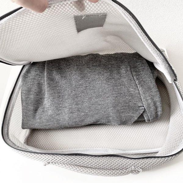 ボックス型クッション洗濯ネット