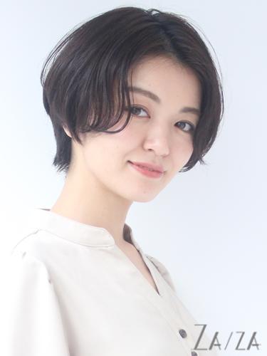 くせ毛さん×ショートヘア【前髪なし】11