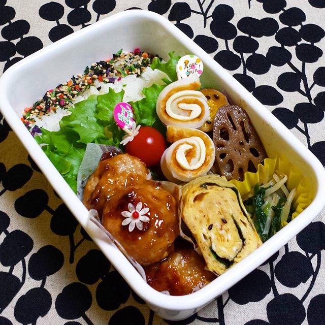 タッパーのお弁当でおしゃれなレシピ☆おかず11