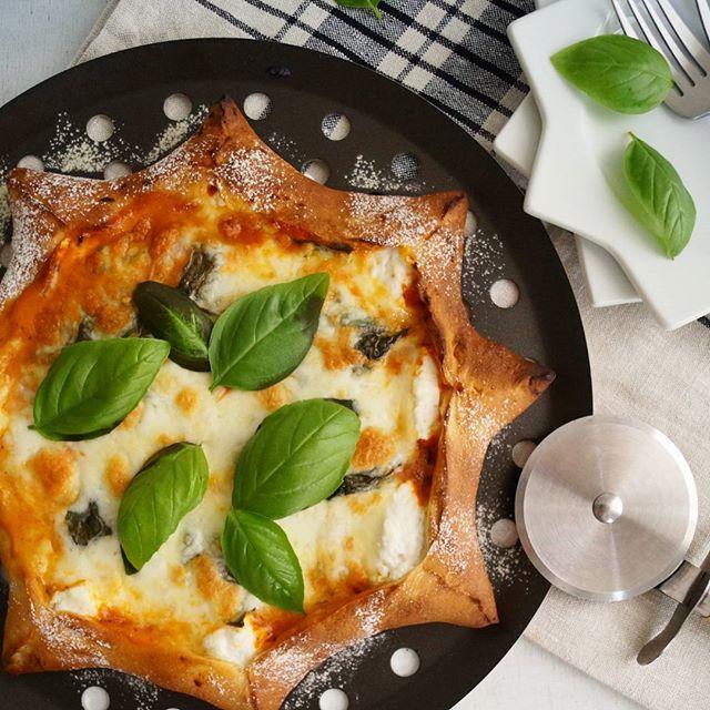 スパイシーサラミとリコッタチーズ