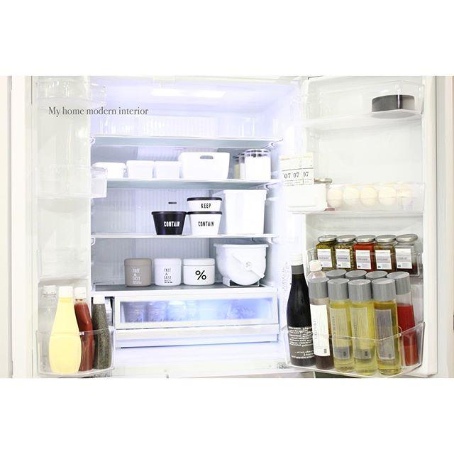 冷蔵庫内の収納2