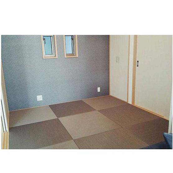 床材の種類《リフォームにも最適な敷物》3