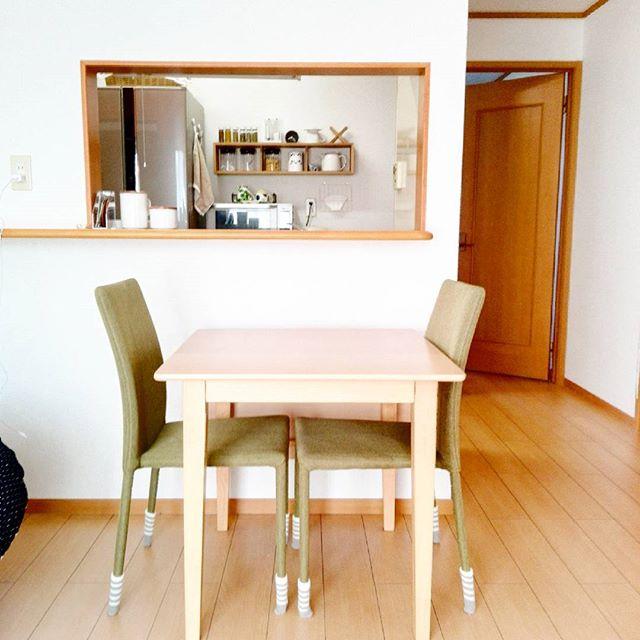 対面キッチン7