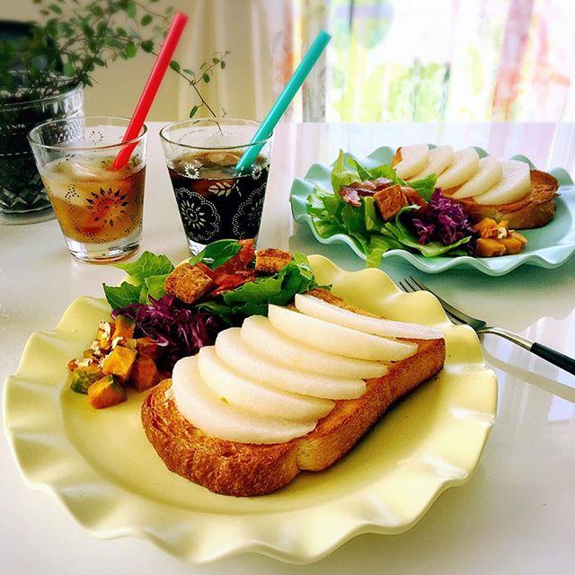 簡単梨レシピ11