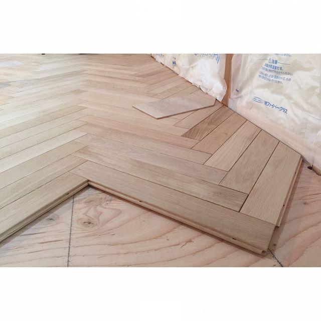 ヘリンボーンの床の特徴⑤デメリット