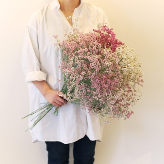 定番のおすすめのお花② 宿根スターチス