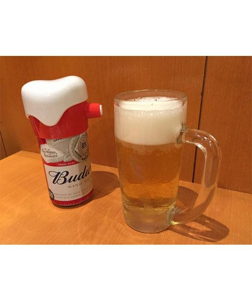 ビール好きさんにおすすめのビアフォーマー