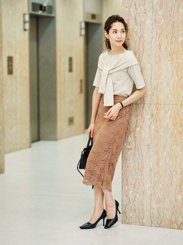 大人女性 ファッション スカート1