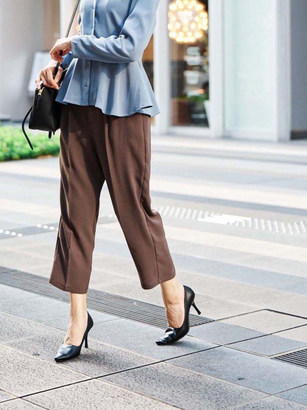 大人が着こなす秋ファッション【パンツ】