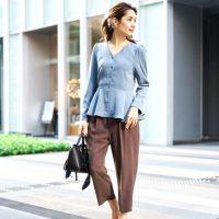 30代女性に似合う秋の『おしゃれパンツ』♡おすすめの着こなし術