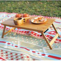 人気のキャンプテーブルおすすめ18選!ロースタイルやファミリー向けの商品も!