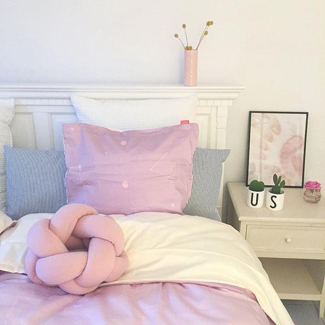 風水で東南と相性の良い色を使った寝室