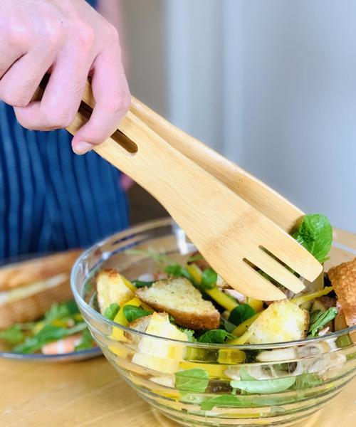 [SPICE OF LIFE] バンブートング Lサイズ [Bamboo cutlery/バンブーカトラリー]