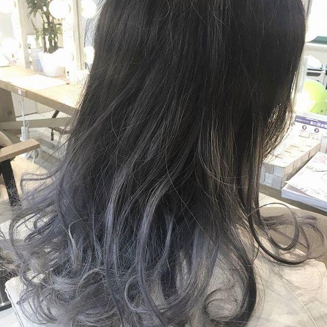 おすすめの毛先カラー2