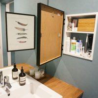 きれいになるための家電は機能的に収納。オーラルケア・美容家電の賢い収納術