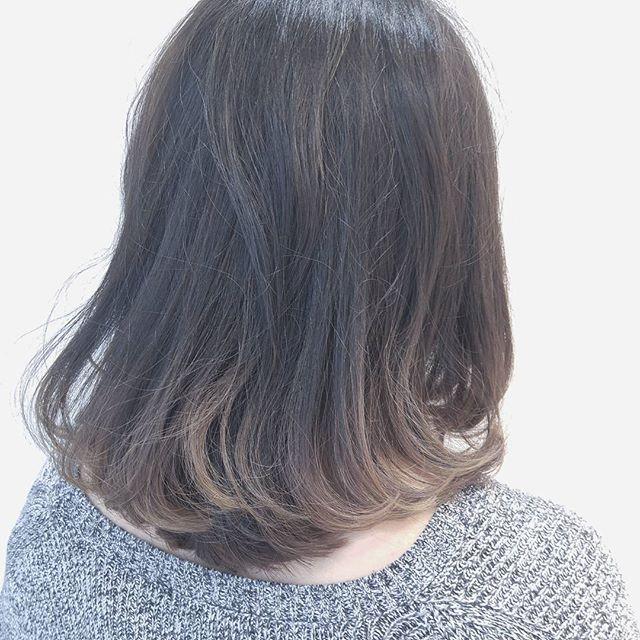 おすすめの毛先カラー8