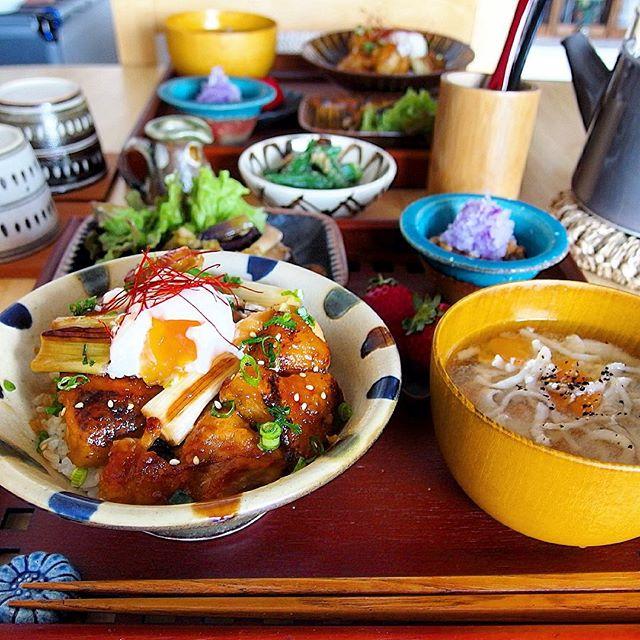 彼氏が喜ぶ簡単な和食ご飯☆主食