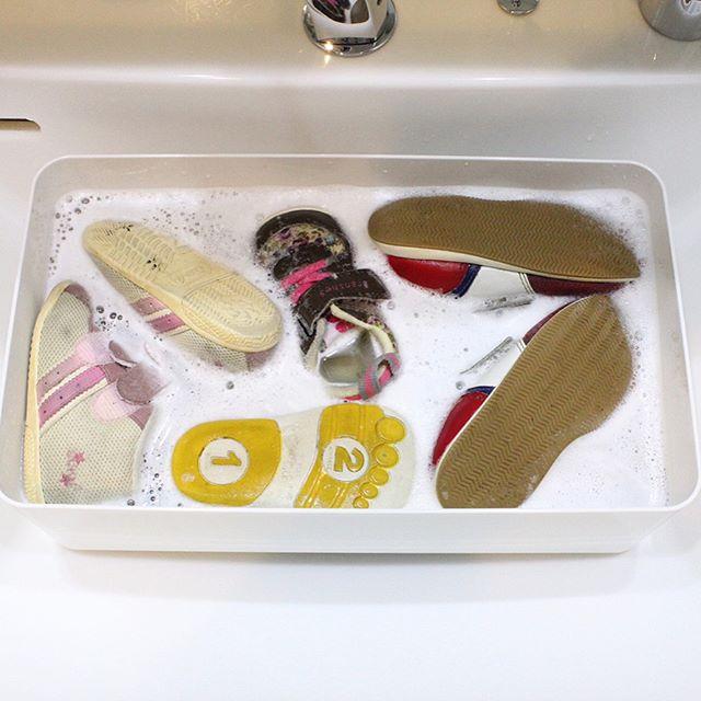 オキシクリーンの便利な使い方《洗濯》5