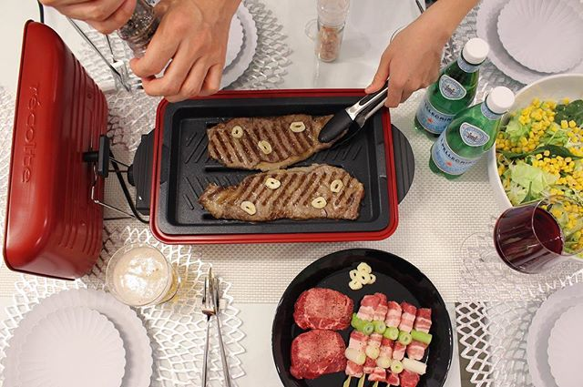 ホットプレートの簡単な人気レシピ☆定番6
