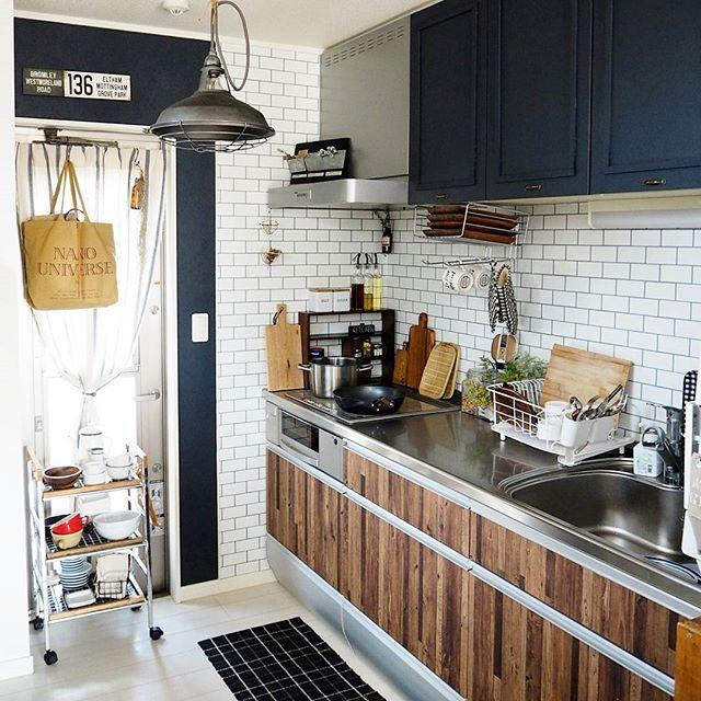 キッチンの作業台を圧迫しない水切りカゴ