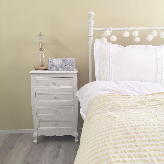 淡く可愛い色で作る女性の一人暮らし部屋