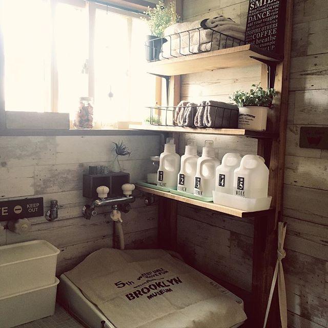壁面棚の簡単DIYアイデア《ディアウォール》4