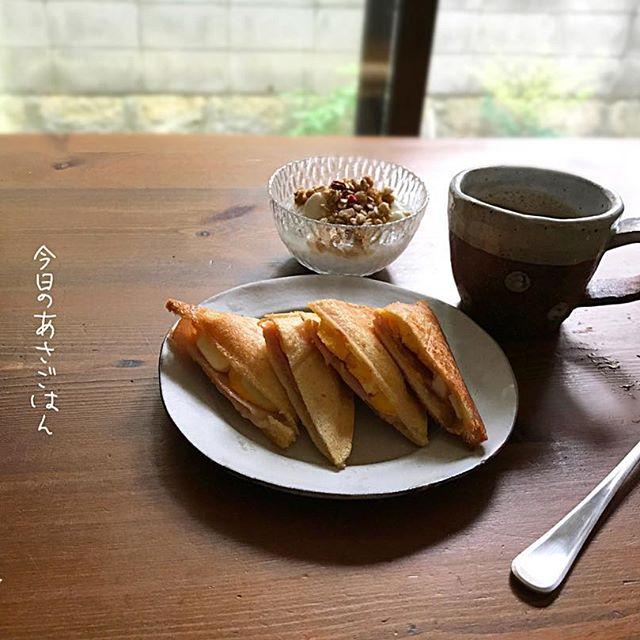 ホットサンドレシピでおすすめの具☆定番5