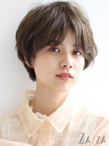 くせ毛さん×ショートヘア【前髪あり】11