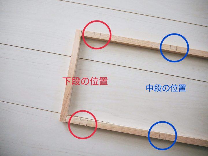 2.印をつける2