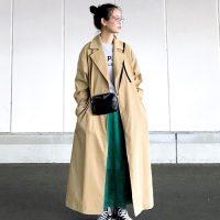 トレンチコートの秋コーデ【2020】季節にぴったりな着こなしのポイントをご紹介!