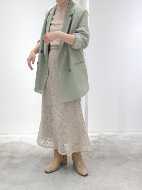 [natural couture] スクエアレトロブーツ