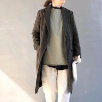 秋の無印良品コーデ【2020】きちんとおしゃれなレディースファッション♪