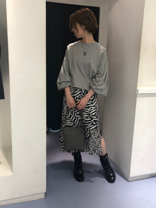 [ALLSAINTS] SIDOLA SWEATSHIRT | シドラ スウェットシャツ