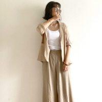秋口まで長く着回せる♡【GU・ユニクロ・しまむら】のおすすめファッション