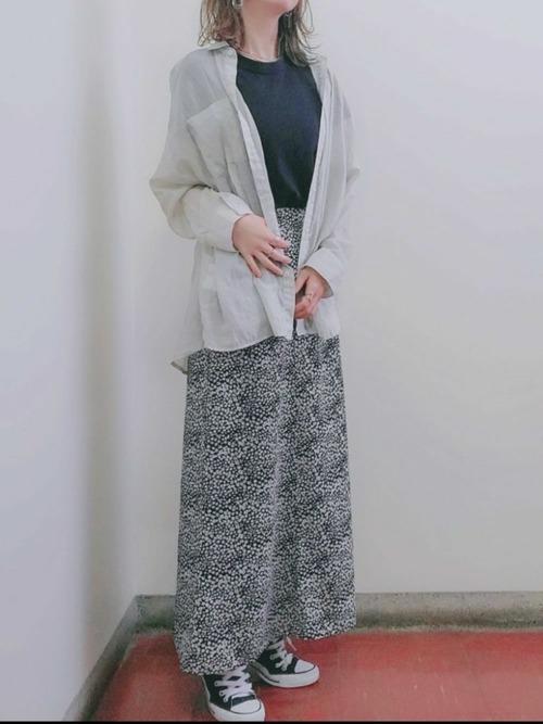 しまむらで作るレディースファッション6