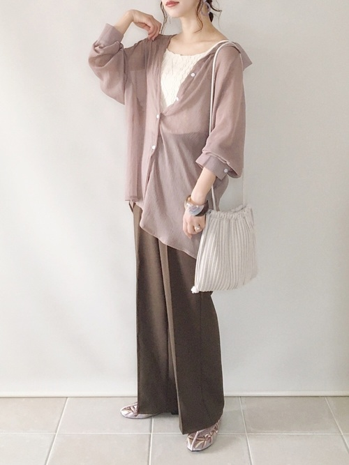 プチプラファッション GU5