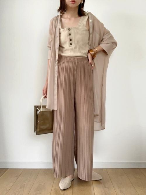 秋のレディースファッション11