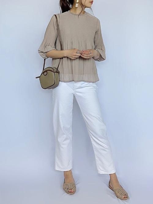 ユニクロのプチプラファッション6