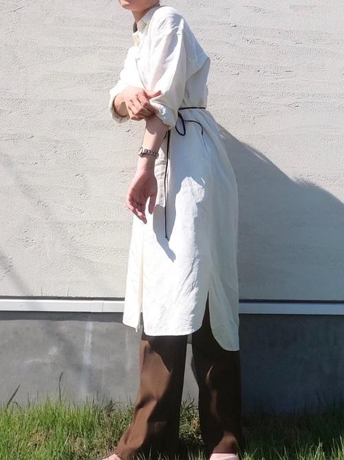 ユニクロのプチプラファッション8