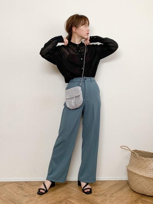 ユニクロのプチプラファッション2