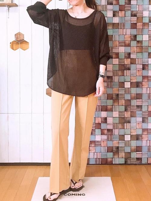 秋のレディースファッション9