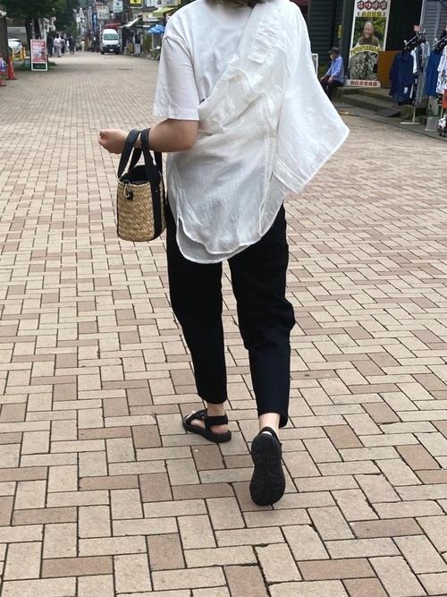 【ユニクロ】大人の着こなし術4