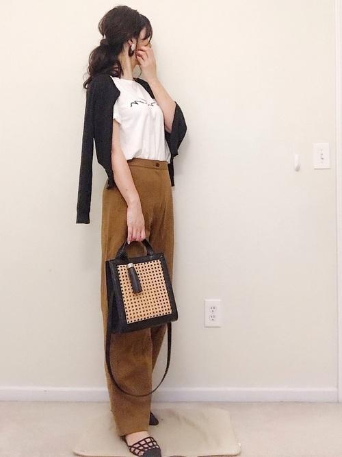 ユニクロのプチプラファッション4