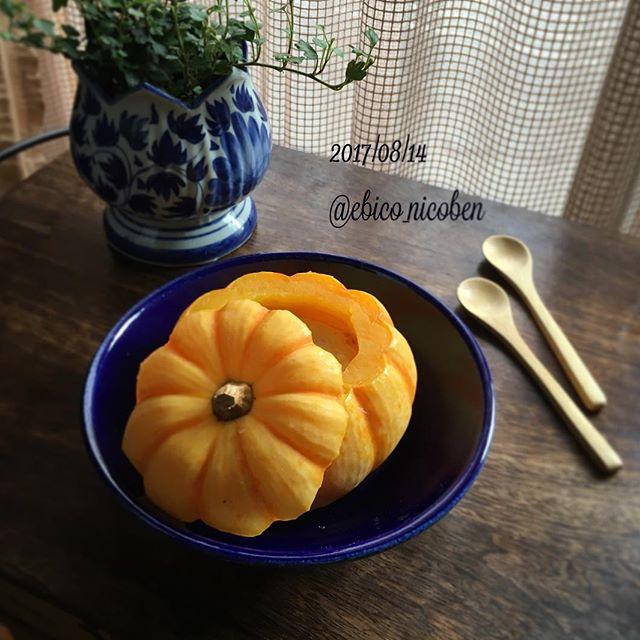 かぼちゃの簡単なお菓子レシピ☆おもてなし9