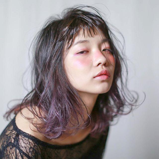 おすすめの毛先カラー10
