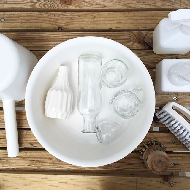 食器の茶渋やシミ汚れを落とす方法