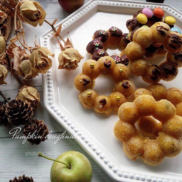 ハロウィンのお菓子☆手作りレシピ《その他焼き菓子》4